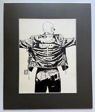TIM BRADSTREET Ink Illustration 1996 VAMPIRE: THE MASQUERADE