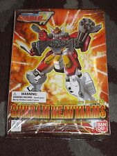 Bandai GUNDHAM HEAVYARMS Mobile Suit XXXG-01H Action Figure Model Kit #11034 NEW