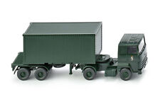 """Wiking 069624 containersattelzug (FORD TRANSCONTINENTAL) Brigade """" 1:87 (H0)"""