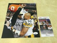 Pittsburgh Steelers Mike Tomlin Autographed Signed 8x10 Photo -  JSA