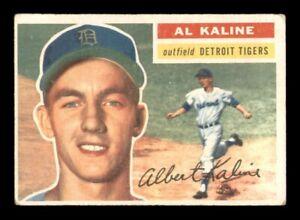 1956 Topps Set Break #20 Al Kaline VG *OBGcards*