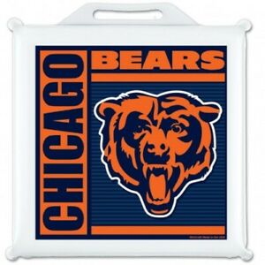 TWO (2) NEW CHICAGO BEARS SEAT CUSHIONS FROM WINCRAFT