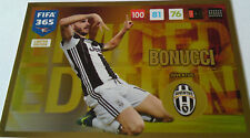 PANINI ADRENALYN XL FIFA 365 2017 UPDATE EDITION LIMITED EDITION BONUCCI