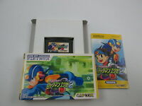 Rockman EXE 2 Game Boy Advance GBA Japan Ver Megaman