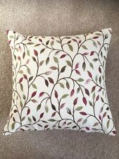 Cushion Cover Piped Handmade John Lewis VOYAGE CERVINO In Red And Green