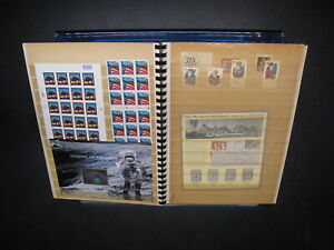 Mint Unused US In Stock Book $115.00+ Face Value