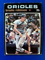 1971 Topps #300 Brooks Robinson