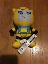 2018 Brand NEW 8 Inch Transformers Bumblebee Plush Figure Toy Factory Hasbro