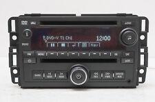 07 08 SUZUKI Vitara XL-7 Radio CD Player DVD Video AUX Stereo UUC OEM 15294130