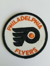 Philadelphia Flyers 3 inch wide Vintage cloth new old stock Embroidered Patch