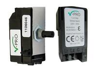 Varilight V Pro Trailing Edge LED Dimmer Switch Module 0W-120W MJP120 (Z0JP250)