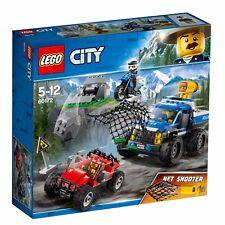 """LEGO® City  60172  """"  Verfolgungsjagd auf Schotterpisten """", NEU & OVP"""