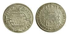 pcc2130_2) BRASILE BRAZIL  - 960 REIS 1812 JOAO - Overstruck on 8 Reales