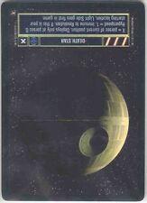 Star Wars CCG Reflections I (1) FOIL Death Star M/NM