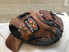"Easton NAT22 33"" Baseball Softball Catchers Mitt Right Throw"