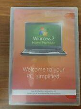 Microsoft Windows 7 Home Premium 32-bit Vollversion OEM englisch GFC-00564