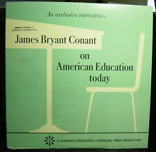 James Bryant Conant: On American Education Today (Guidance Associates) interview