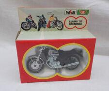 Vintage Polistil Diecast Motorcycle Yamaha 750 Bicilindrica - In Original Box