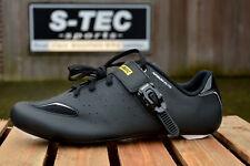 Mavic Aksium ELITE III Negro PRINCIPIANTES Zapatos de bicicleta carretera BLACK