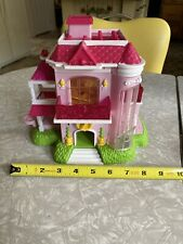 """Blip Toys Squinkies Barbie Dream House Playset 8"""" Toy"""