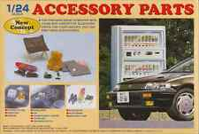Fujimi 1/24 ACCESSORY PARTS Diorama Car #11041