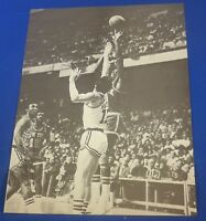 JO JO WHITE dec 2018 autograph signed 8x10 magazine photo Boston Celtics 1969-79