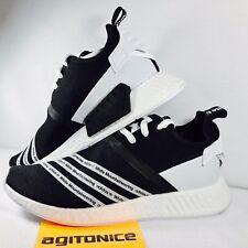 Adidas x White Mountaineering NMD R2 PK Black Size 12.5