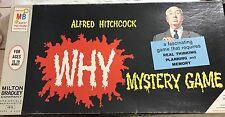 WHY ALFRED HITCHCOCK MILTON BRADLEY 1967