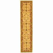 Safavieh Anatolia Collection AN547B Handmade Ivory Wool Runner