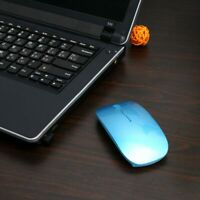 1600 DPI USB Optical Wireless Mouse 2.4G Receiver Super Slim Mouse For PC Laptop