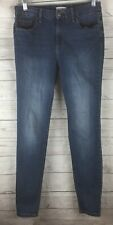 Jessica Simpson High Rise Skinny Jean 6/28