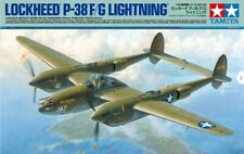 Tamiya 61120 - 1/48 WWII US Lockheed P-38 F/G Lightning - New