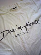 Denim House by RENE LEZARD 3 VTG L|XL CLASSIC A!