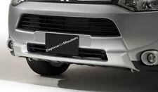 New OEM Mitsubishi Outlander FRONT STYLING ELEMENT, Light Gray MZ576245EX