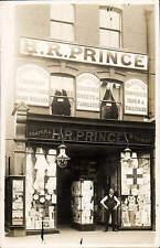 Wimbledon. Henry R. Prince, Draper & Milliner. 26a & 28 Broadway. Shop Front.