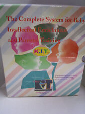 The Kids Intellectual Trainer, Complete System for Baby Intellectual & Parenting