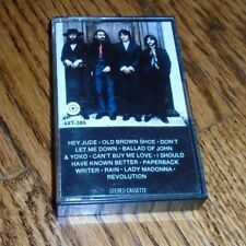 *BOX SHIPPING* The Beatles Hey Jude Cassette Tape RARE Capitol 4XT385