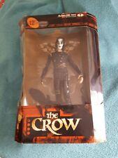 "McFarlane Toys 12"" Collectible Crow Eric Draven Movie Maniacs 2 Action Figure"