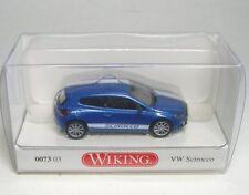 VW Scirocco (bleu effet perlé)