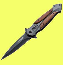 Böker Magnum Starfighter federunterstützt Stiletto Messer Taschenmesser 01RY069