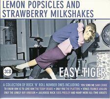 LEMON POPSICLES AND STRAWBERRY MILKSHAKES EASY TIGER 3 CD BOX SET - STAY & MORE
