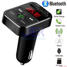In-Car Bluetooth Hands Free MP3 Player/Phone to Radio FM Transmitter Modulator 2