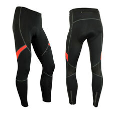 Men's Cycling Bike Pants 3D Gel Padded Bicycle Compression Tights C8N5