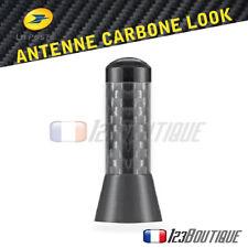 Antenne fibre de carbone universel  radio voiture auto sport courte 3,5 cm + vis