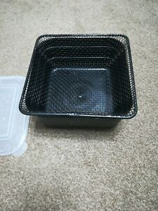 Maggot Riddle 4mm mesh with bait box also ideal for groundbait L@@K