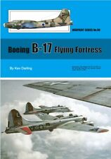 NEW Warpaint Series Book 90 - Boeing B-17 Flying Fortress