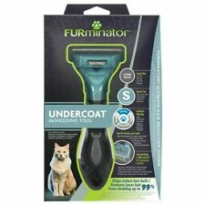 FURminator Undercoat deShedding Tool for Small Long Hair Cat - 261456