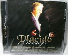 Placido Domingo.NEW CD