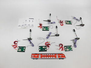 CT303-0,5# 5x Märklin digital mfx H0 76494 Lichthauptsignal/Lichtsignal