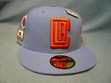 d2fa2946281 New Era 59fifty Los Angeles Clippers Patches Sz 8 BRAND NEW Fitted cap hat  LAC
